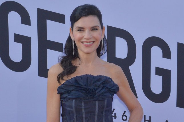 Julianna Margulies starred as Alicia Florrick on The Good Wife. File Photo by Jim Ruymen/UPI