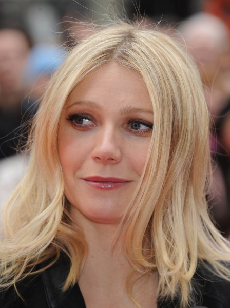 American actress Gwyneth Paltrow attends the Prince's Trust Celebrate Success Awards at Odeon, Leicester Square in London on March 18, 2008. (UPI Photo/Rune Hellestad)