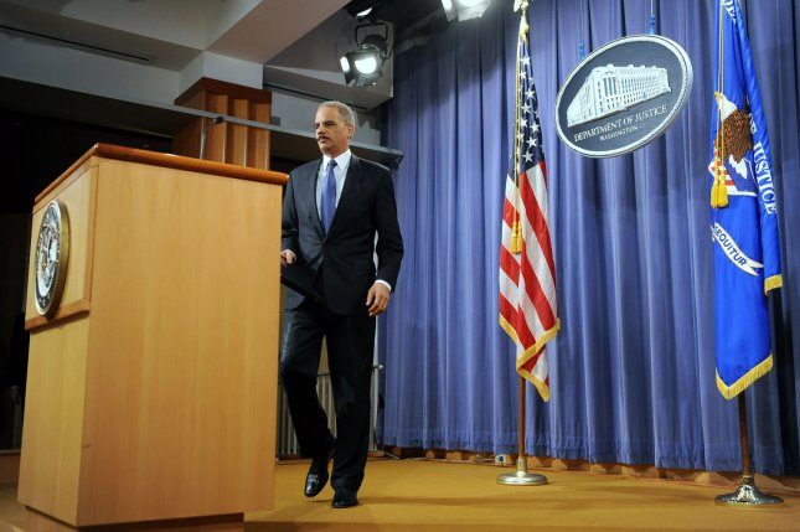 Holder: Bin Laden raid was legal