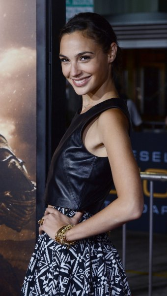 Gal Gadot is in talks to star in a remake of 'Ben-Hur.' (UPI/Jim Ruymen)