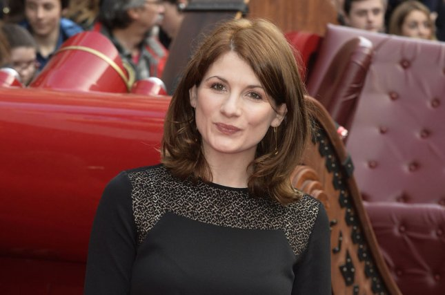 New Doctor Who star Jodie Whittaker. The sci-fi series is set to return in October. File Photo by Paul Treadway/UPI