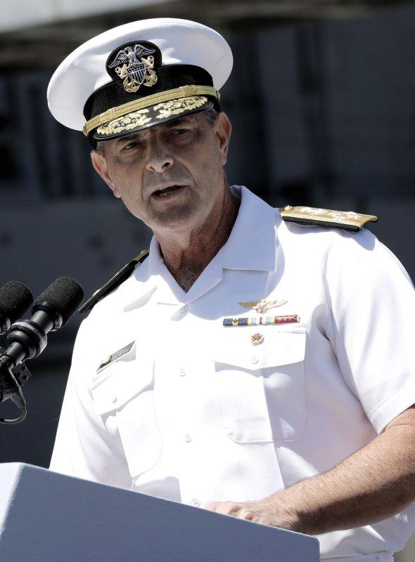 Bill Moran, picked to lead U S  Navy, retires over