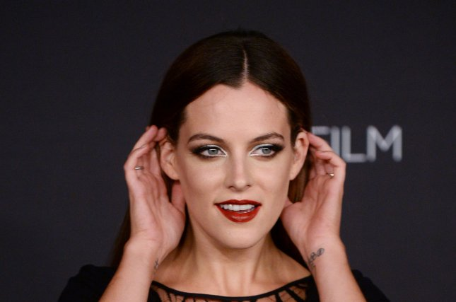 Actress Riley Keough attends the fourth annual LACMA Art + Film gala honoring Barbara Kruger and Quentin Tarantino in Los Angeles on Nov. 1, 2014. Photo by Jim Ruymen/UPI