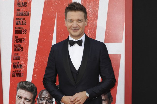 Jeremy Renner has been cast in Spawn, based on the comic book character of the same name starring Jamie Foxx. File Photo by Patrick Rideaux/UPI