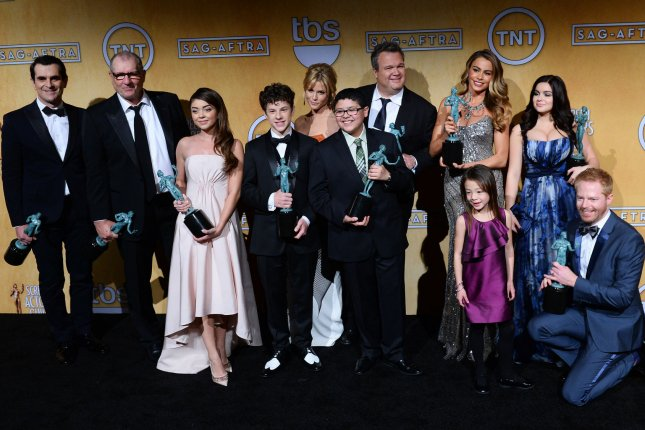 Modern Family said goodbye to DeDe Pritchett (Shelley Long) during Wednesday's episode. File Photo by Jim Ruymen/UPI