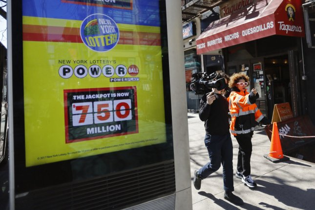 Winning Numbers Drawn For 750m Powerball Jackpot Upi Com
