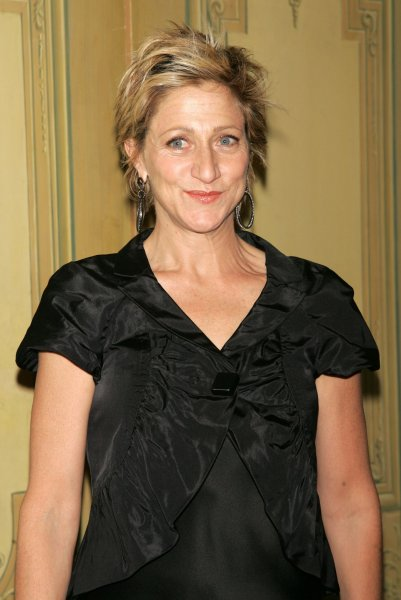 Edie Falco arrives at the Drama League's Annual Benefit Gala A Musical Celebration of Broadway at the Pierre Hotel in New York on February 8, 2010. UPI /Laura Cavanaugh