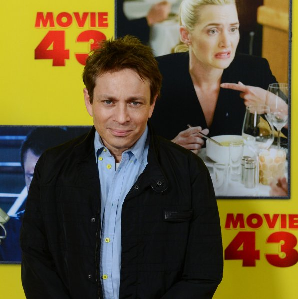 Chris Kattan attends the premiere of the motion picture comedy Movie 43, at the TCL Chinese Theatre in the Hollywood section of Los Angeles on January 23, 2013. UPI/Jim Ruymen
