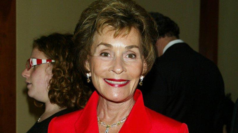 Judge Judy Sheindlin in New York on November 19, 2007. (UPI Photo/Laura Cavanaugh)