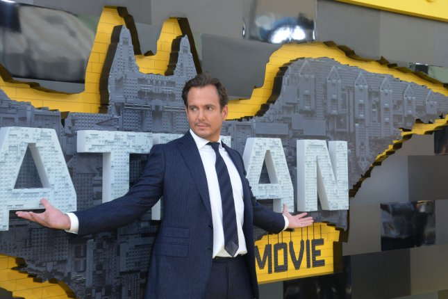 Cast member Will Arnett, the voice of the Batman, attends the premiere of the animated film The LEGO Batman Movie in Los Angeles on February 4. The film is No. 1 at the North American box office for a second weekend. Photo by Jim Ruymen/UPI
