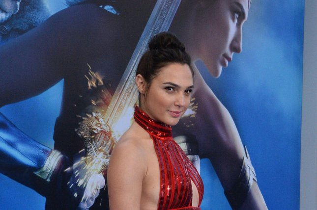 Cast member Gal Gadot attends the premiere of Wonder Woman at the Pantages Theatre in Los Angeles on May 25. The box office smash has been given a 2019 release date. File Photo by Jim Ruymen/UPI