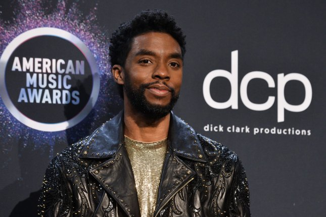 Howard University will name its newly re-established College of Fine Arts after actor Chadwick Boseman, who died of cancer last year. File Photo by Jim Ruymen/UPI