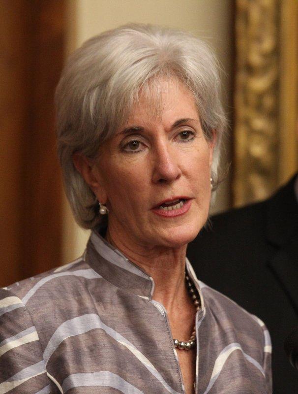 106,000 bought health insurance, almost 1 M still shopping for insurance. U.S. Secretary of Health and Human Services Kathleen Sebelius. UPI/Bill Greenblatt