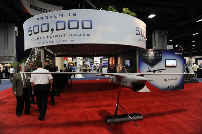 $11.4B annual growth in UAV expenditures