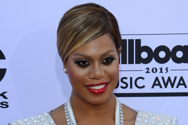 Laverne Cox will be immortalized in wax by Madame Tussauds. File photo by Jim Ruymen/UPI