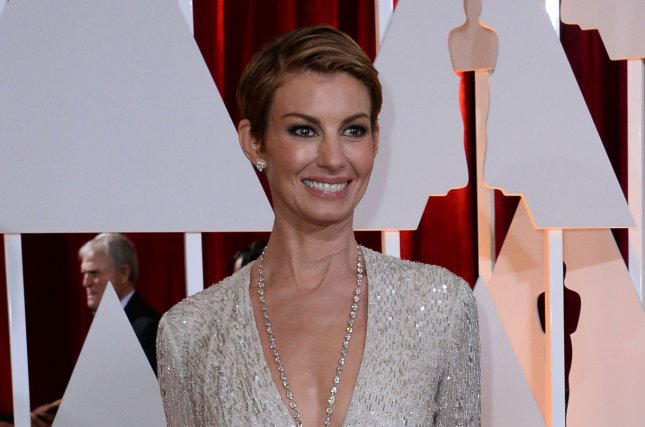Faith Hill arrives at the 87th Academy Awards at the Hollywood & Highland Center in Los Angeles on Feb. 22, 2015. Photo by Jim Ruymen/UPI