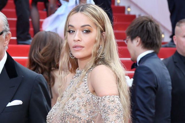 Rita Ora attends the Cannes International Film Festival on May 23, 2017. File Photo by David Silpa/UPI