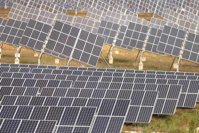 French energy company ENGIE says it's taken a leadership position in the nation's solar power sector. File Photo by Stephen Shaver/UPI