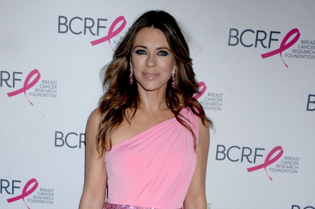 E! has declined to renew Elizabeth Hurley's show The Royals for a fifth season. File Photo by Dennis Van Tine/UPI