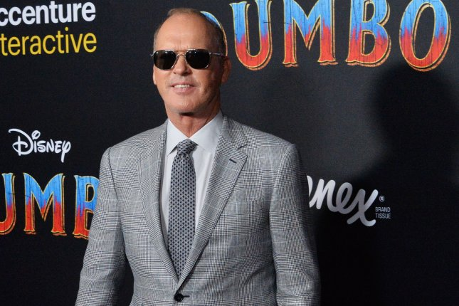 Actor Michael Keaton is set to star in Aaron Sorkin's next movie. File Photo by Jim Ruymen/UPI