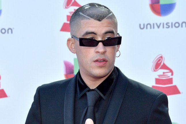 Bad Bunny has tested positive for COVID-19. File Photo by Jim Ruymen/UPI