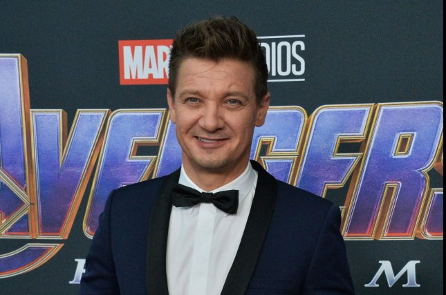 Jeremy Renner attends the premiere of Avengers: Endgame at the Los Angeles Convention Center on April 22, 2019. The actor turns 50 on January 7. File Photo by Jim Ruymen/UPI