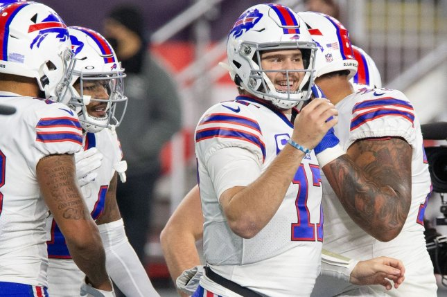 Josh Allen, Buffalo Bills blow out sloppy Chiefs, Mahomes 38-20 on SNF