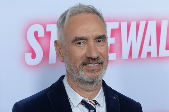 Roland Emmerich at the Los Angeles premiere of Stonewall on September 23, 2015. The director is working on a Stargate reboot. File Photo by Jim Ruymen/UPI