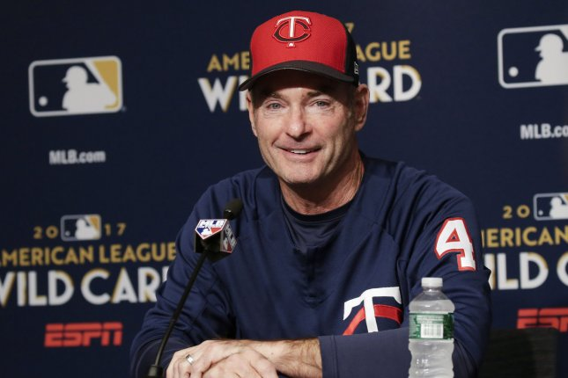 Minnesota Twins sign manager Paul Molitor through 2020 season after