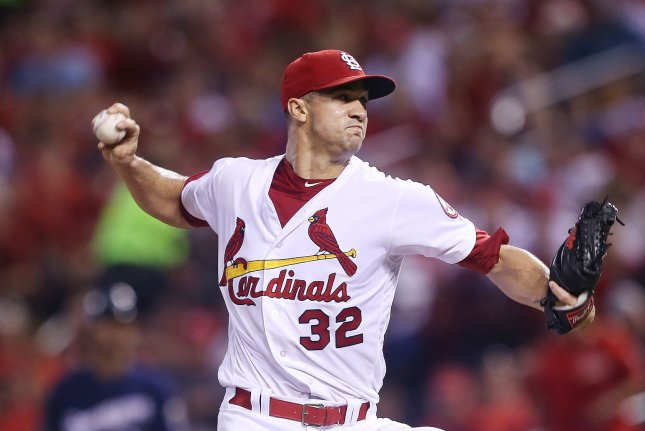 the best attitude 5e9d6 9379d St. Louis Cardinals look to complete road sweep of Los ...