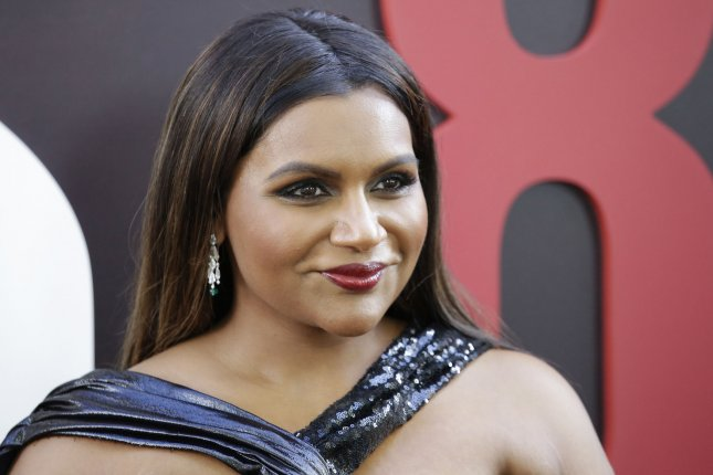 Mindy Kaling plays a TV writer in the new Amazon comedy film Late Night. File Photo by John Angelillo/UPI