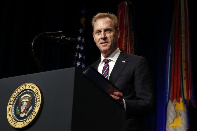 Patrick Shanahan became acting defense secretary in January after former Defense Secretary James Mattis' resignation. File Photo by Martin H. Simon/UPI