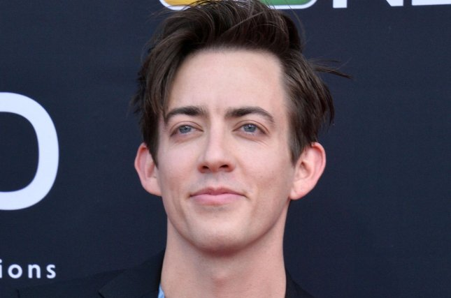 Kevin McHale will compete in the ITV series The X Factor: Celebrity. File Photo by Jim Ruymen/UPI