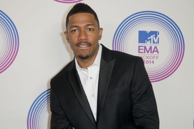 Nick Cannon's talk show has been postponed until 2021. File Photo byGary I Rothstein/UPI