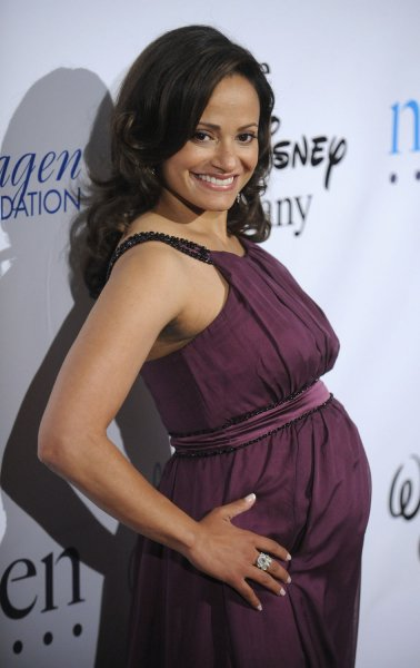 Judy Reyes attends the 24th Annual Imagen Awards in Los Angeles on August 21, 2009. UPI/ Phil McCarten