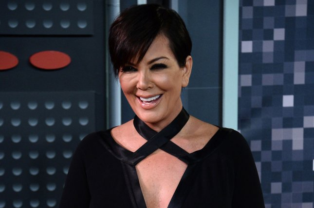 Kris Jenner at the MTV Video Music Awards on August 30, 2015. The reality star was married to Robert Kardashian from 1978 to 1991. File Photo by Jim Ruymen/UPI