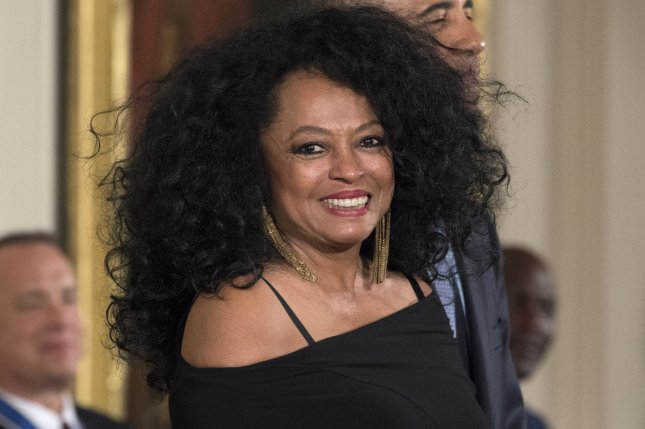 Diana Ross will receive the Lifetime Achievement Award at the upcoming American Music Awards. File Photo by Pat Benic/UPI