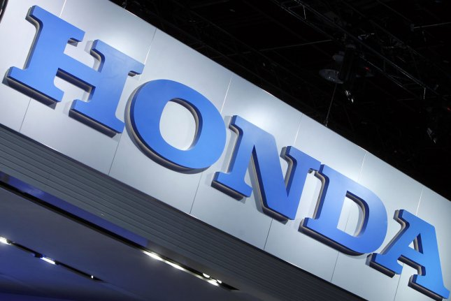 Japanese automaker Honda is recalling about 175,000 vehicles for two separate problems. File Photo by Mark Cowan/UPI