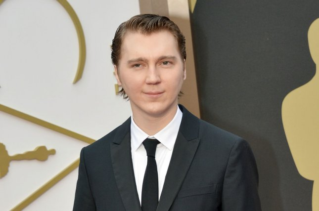 Paul Dano in a March 2014 UPI file photo.