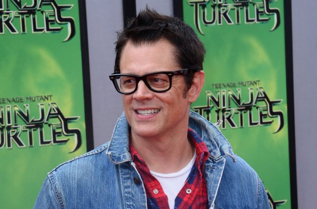 Johnny Knoxville attending the premiere of Teenage Mutant Ninja Turtles on August 3, 2014. Knoxville is teaming up with Paramount again to star in comedy Action Park. File Photo by Jim Ruymen/UPI