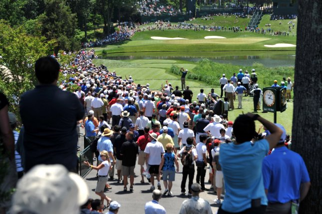 This week the PGA Tour will be at the Zurich Classic. File photo UPI/Kevin Dietsch