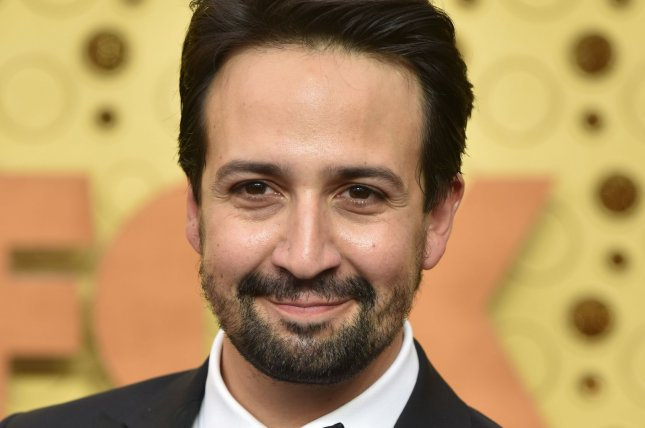 Lin-Manuel Miranda voices the title character in the new film Vivo. File Photo by Christine Chew/UPI