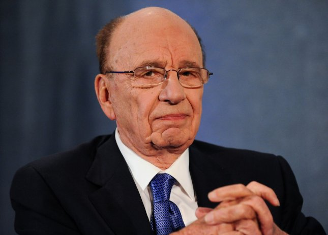 News Corp CEO Rupert Murdoch, who announced Thursday that News of the World will shut down due to a widespread hacking scandal. UPI/Alexis C. Glenn