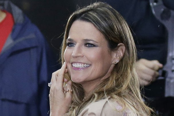 Savannah Guthrie said she's so sorry for swearing during a shot that aired live on Today. File Photo by John Angelillo/UPI