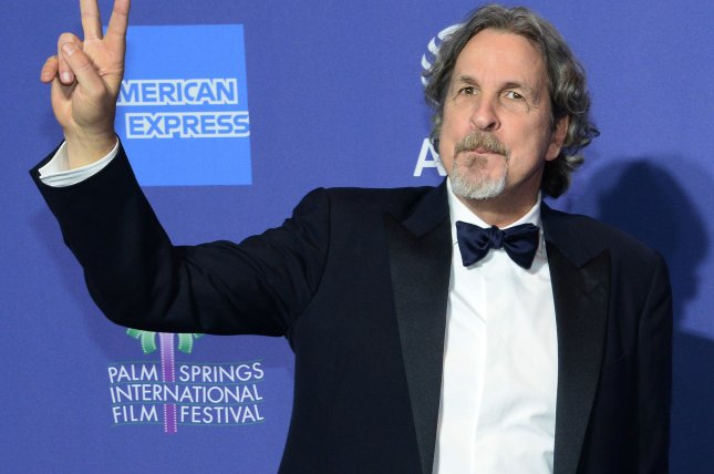 Green Book filmmaker Peter Farrelly was honored at the Producers Guild of America ceremony in Beverly Hills Saturday night. File Photo by Jim Ruymen/UPI