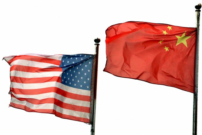 Beijing said its citizens in the United States should respond appropriately to harassment. File Photo by Stephen Shaver/UPI