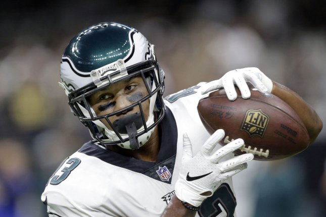 Philadelphia Eagles running back Darren Sproles has nearly 20,000 career all-purpose yards. File Photo by AJ Sisco/UPI.