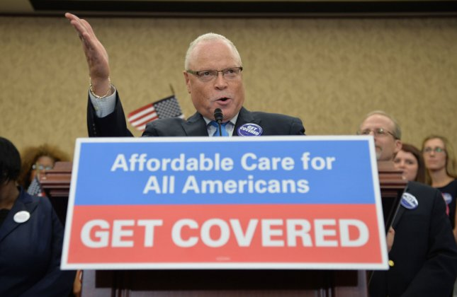 Survey: GOP more familiar with 'Obamacare' than Democrats, independents, UPI/Kevin Dietsch