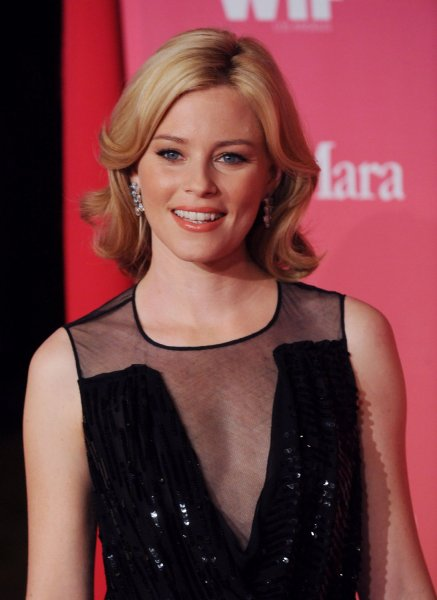 Actress Elizabeth Banks arrives at the Women in Film Crystal + Lucy Awards in Los Angeles on June 12, 2009. The awards, presented by Women In Film, Los Angeles, honor outstanding women for their contribution to the entertainment industry. (UPI Photo/Jim Ruymen)