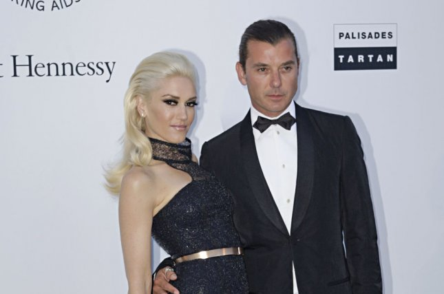 Gwen Stefani, left, and Gavin Rossdale have filed for divorce after 13 years of marriage. Stefani cited irreconcilable differences. File photo by David Silpa/UPI
